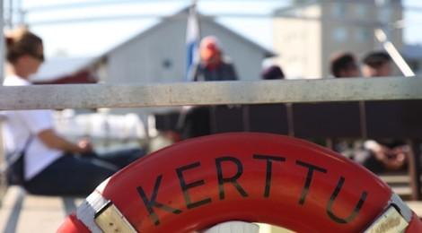 M/s Kertun pelastusrengas