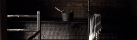 Majakkamestarin pihasaunan löylyhuone